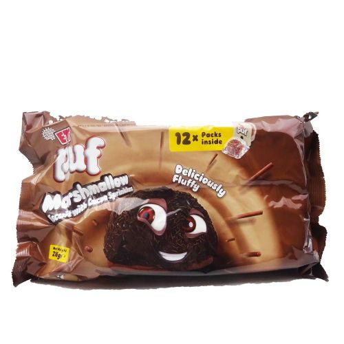 Eti Puf Marashmallow Cocoa  Sprinkles 12 pack (Turkey)